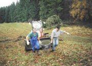 Arbeitseinsatz Knoten 2002